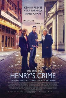 HENRY'S CRIME ON BLUE-RAY AND DVD