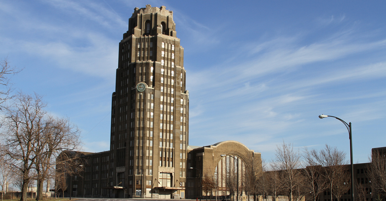 LOCATION SPOTLIGHT: Buffalo Central Terminal