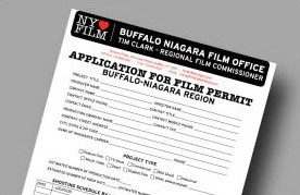 Film Permit Application Buffalo Niagara Region